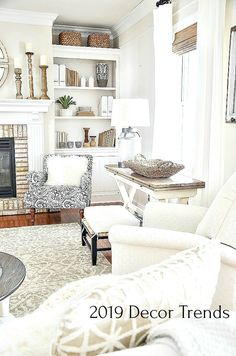 2020 home decoration and design for your home. This year's fashion for home decoration. Home decoration living room home design French Home Decor, Easy Home Decor, French Country Decorating, Home Decor Trends, Home Decor Inspiration, Decor Ideas, Decorating Ideas, My Living Room, Living Room Decor