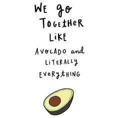 avocado pun - Google Search