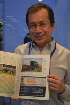 Todo lo que paso en www.MagazindelaRadio.com el 13 de Julio con @fernoticias @magazintodelar @agenciaupideas desde Corferias - Agroexpo