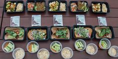 Don't Miss This Vegan Meal Prep for 21 Day Fix 1200-1500 Calorie Level