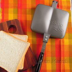 バウルー bawloo サンドイッチトースター ダブル【ホットサンド/アウトドア/キャンプ】入荷日未定。ご予約承ります。【楽天市場】