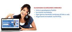 Bravolinks.it Guadagnare Vedendo Annunci