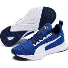 PUMA FLYER RUNNER Damen Low Boot Sneaker Sportschuhe Grau Violett Weiss Orange Schuhe, Größe:38.5