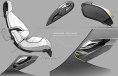 Mazda Shinari Concept 2010 by Julienne Montousse
