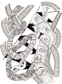 Tangle109 by Diann2012