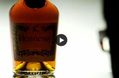Screenshot from Hennessy video campaign produced by TimeZoneOne