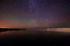 Night Skies over Sesachacha Pond /by ghinson #flickr #night #stars