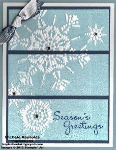 Splitcoaststampers FOOGallery - Snowflake Panels