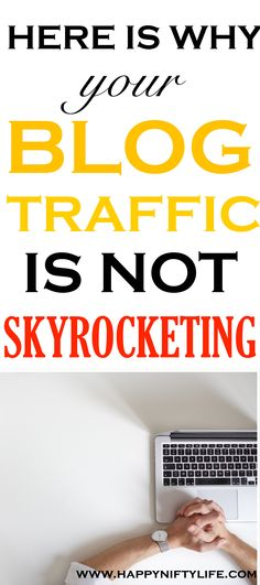 Here is how I've tripled my blog traffic as a beginner blogger (and you can too). You can increase your pageviews with a little bit of hard work and determination along with a few strategies.