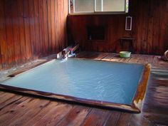 japanese soaking tubs japanese soaking tubs Ofuro Indoor onsen at Ōfuka Onsen… Japanese Bathtub, Japanese Soaking Tubs, Deep Soaking Tub, Small Bathtub, Small Bathroom, Bathrooms, Japanese Hot Springs, Tub Shower Combo, Japanese House