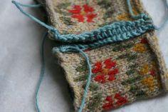 steek for knitting