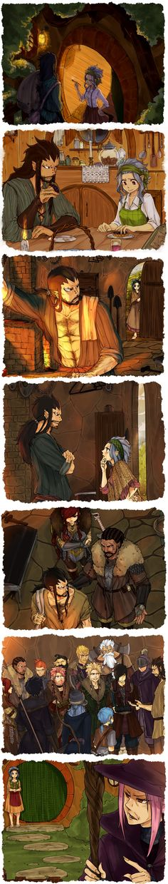 Roots in Foreign Soil - chapter 1 by blanania.deviantart.com on @DeviantArt.SOOO AWESOME