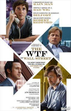 Oscar 2016, le locandine oneste dei film | RadioBue.it