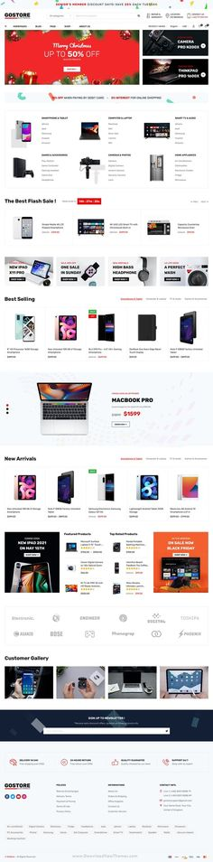 GoStore - Elementor WooCommerce WordPress Theme is a clean, elegant and modern design responsive premium WooCommerce WordPress theme for selling electronics, gadgets, mobile phones or any digital products beautiful online store professional eCommerce website with 8+ niche homepage layouts, pre-designed inner pages, multi vendor marketplace and tons of amazing features to download now & live preview click on image 👆 Wordpress Theme, Ecommerce, Modern Design, Pizza Hut, Electronics Gadgets, Mobile Phones, Digital, Layouts, Menu