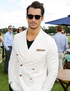 David Gandy is the new face and investor of British ice cream brand Wheyhey.