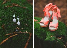 It's all in the details. | Let's Frolic Together Photography | See more of this Redwood #wedding here: http://www.mywedding.com/articles/nik-and-meaghens-woodsy-watsonville-ca-wedding-by-lets-frolic-together/