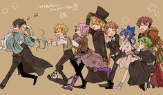 Identity Art, Anime Kawaii, Otaku Anime, Me Me Me Anime, Webtoon, Sketches, Fan Art, Drawings, Cute