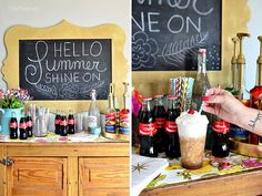 DIY Flavored Coca-Co