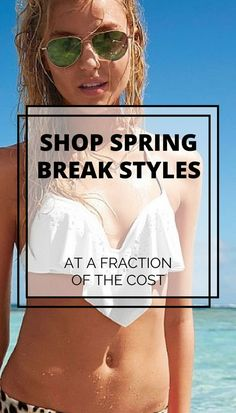 Spring is almost here! Save big and shop Victoria's Secret swimwear at up to 70% off! Click the image to download the free Poshmark app now!