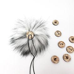 Quartz Faux Fur Pom Poms – Warehouse 2020 More Code, Faux Fur Pom Pom, Black Nylons, Pom Poms, Warehouse, Quartz, How To Make, Handmade, Color