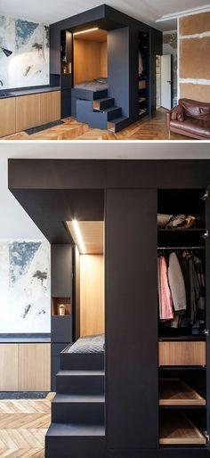 Lovely Rundown Apartment Interior