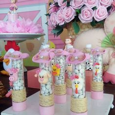 Minnie, Confetti, Baby Shower, Candy, Birthday, Crafts To Sell, Cowgirl Birthday Parties, Farm Animal Birthday, Cow Birthday