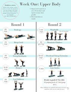 Digital 8-Week Workout Guide