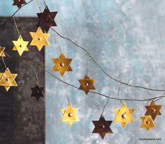 Roost Star of David Garland – Modish Store