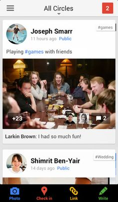 Google+ iOS App Gets Awesome Photo Boost