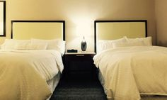 Doppelzimmer The Westin O´Hare Hotel Chicago Airport