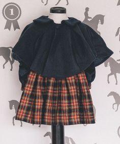 Blue Nano Cape - Infant, Toddler & Girls #zulily #zulilyfinds