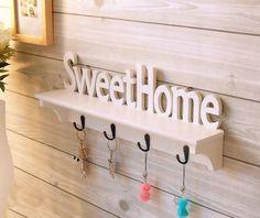 Sweet Home keys holder