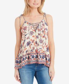 0c9b7e64491 Jessica Simpson Juniors  Ceri Embroidered Peplum Top Juniors - Tops - Macy s