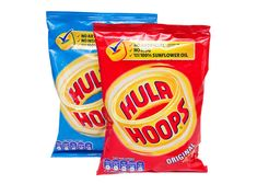 Barry (of Oxygen Thief) recommended you bring Hula Hoops, to go in your tomato soup. Don't knock it till ya try it!