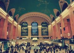 Grand Central Terminal in New York City - More Than Just a Train Station | Traveldudes.org