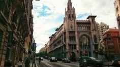 Edificios con historia // Barcelona by migueltoribio