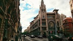 Edificios con historia // Barcelona