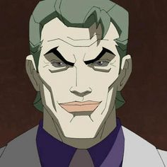 The Dark Knight Returns Joker