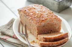This hearty loaf combines tofu with onions, carrots, garlic and parsley for a great alternative to meatloaf. Top slices of the tofu loaf with vegetarian mushroom gravy or pair with steamed brown rice.