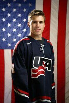 Zach Parise - Team USA/New Jersey Devils