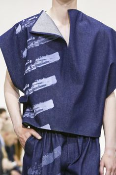 J.W. Anderson Menswear Spring Summer 2016 London - NOWFASHION
