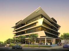 BMD Offices Brisbane - Naveen Dath, Cottee Parker Architects