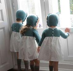 Una buena opción para vestir de arras en estas fechas. Niños pompom. #eligelatalla #eligelatela #eligeelcolor #pompomtelohace