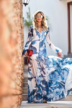 Simple Summer to Spring Outfits to Try in 2019 Elegant Summer Dresses, Beautiful Dresses, Evening Dresses, Casual Dresses, Fashion Dresses, Floral Fashion, Boho Fashion, Fashion Design, Dream Dress
