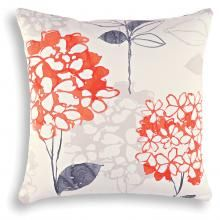 Thomas Frederick Bloomsbury 45 x Cushion - Tangelo Orange Cushions, Made In Uk, Bloomsbury, Interior Decorating, Decorating Ideas, Tapestry, Throw Pillows, Contemporary, How To Make