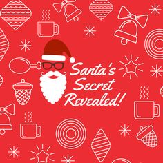 How does Santa Claus get into a home without a Chimney? Click to find out his secret!