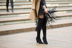 Below-Freezing NYC Street Style That's Still Fire #refinery29  http://www.refinery29.com/2015/02/82279/new-york-fashion-week-2015-street-style-pictures#slide-137  You can practically hear that swoosh.