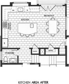 Kitchen Design Graph Paper Beauteous 15X15 Kitchen Layout With Island  Brilliant Kitchen Floor Plans Design Decoration
