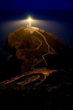South Stack Lighthouse - Wales - zoltán kovács - Google+