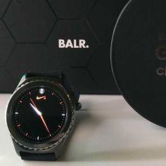 Samsung Gear S2 Special Edition Designed by BALR, samenwerking van Samsung met de fashion brand van Demy de Zeeuw en Eljero Elia die voetbal en lifestyle combineren